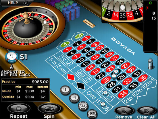 online-roulette-game